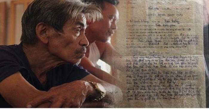 Ông Trần Ngọc Chinh, 1 trong 3 người chịu án oan giết người suốt gần 40 năm qua. (Ảnh qua thanhnien)