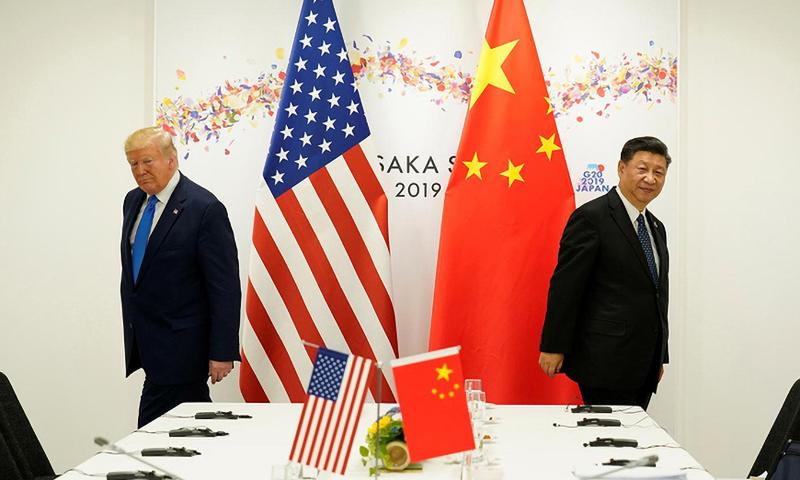 Mối quan hệ Trung- Mỹ nhẫn nhục đã bị phá hủy gần như hoàn toàn chỉ trong một đêm.