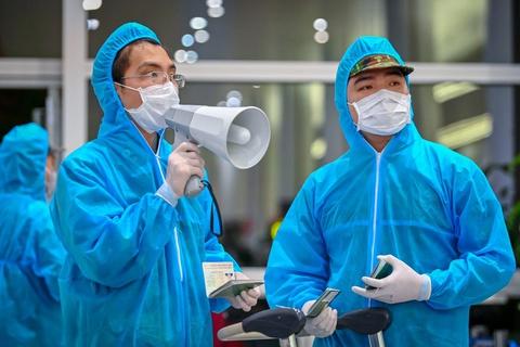Việt Nam có thêm 7 bệnh nhân mới nhiễm virus Vũ Hán, nhập cảnh qua sân bay Nội Bài. (Ảnh qua Zing)
