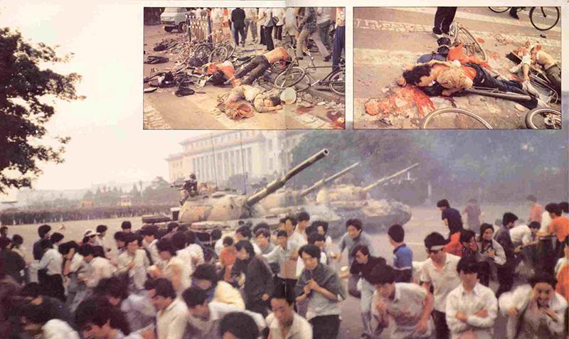Số thương vong trong sự kiện thảm sát Thiên An Môn lên đến 40 nghìn người.