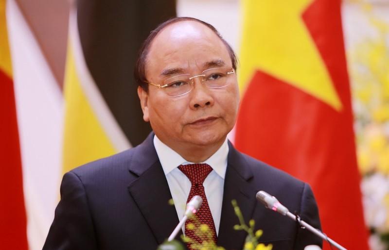 Thủ tướng Nguyễn Xuân Phúc. (Ảnh qua baophapluat)