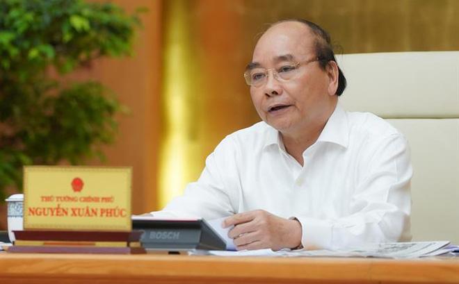 Thủ tướng Nguyễn Xuân Phúc. (Ảnh qua nld)