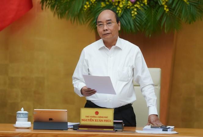 Thủ tướng Nguyễn Xuân Phúc. (Ảnh qua tienphong)