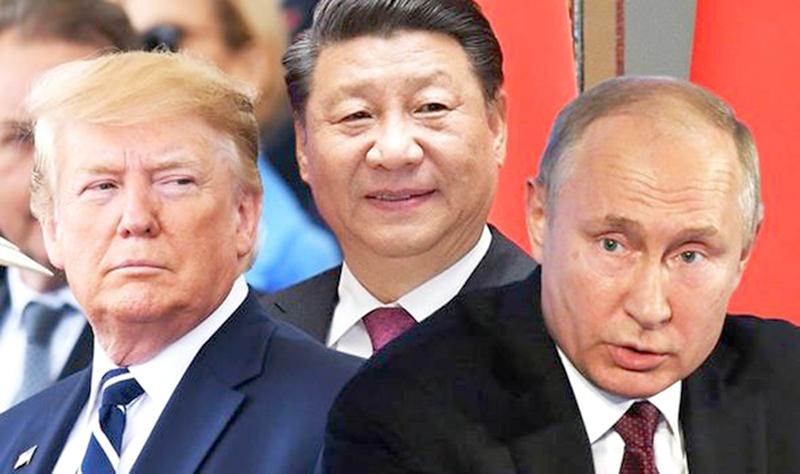 Trung Quốc đã được mời tham dự đàm phán giảm trừ vũ khí hạt nhân 3 bên, cùng với Mỹ và Nga.