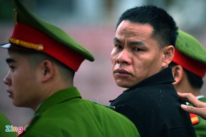 Kẻ chủ mưu Vì Văn Toán kháng cáo xin giảm nhẹ hình phạt tử hình. (Ảnh qua Zing)
