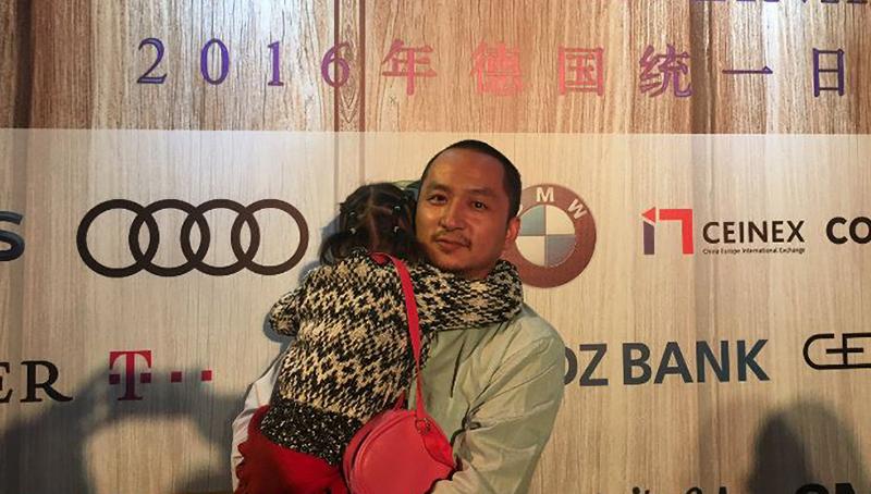 Vương Tàng - một nhà thơ, nhà văn tự do và nhà biên kịch.
