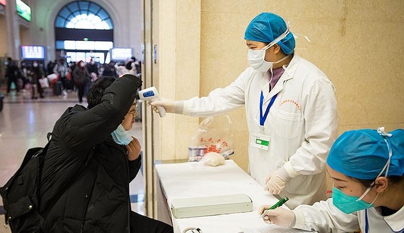Virus Vũ Hán đã lan rộng khắp nơi, thời gian ủ bệnh rất bất thường, thậm chí một số trường hợp không có triệu chứng nào cả.