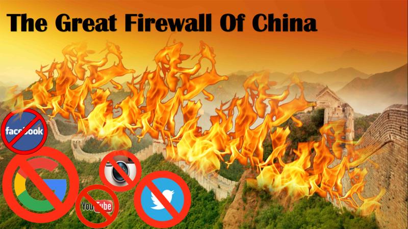 Để giúp cư dân mạng Trung Quốc truy cập Internet dễ dàng hơn, Hoa Kỳ có thể thực hiện việc xóa bỏ tường lửa của Trung Quốc.