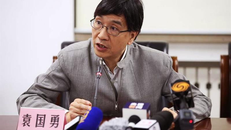 Chuyên gia y tế Hồng Kông Viên Quốc Dũng nói rằng chính quyền (ĐCSTQ) đã tiêu hủy các bằng chứng về virus Vũ Hán.
