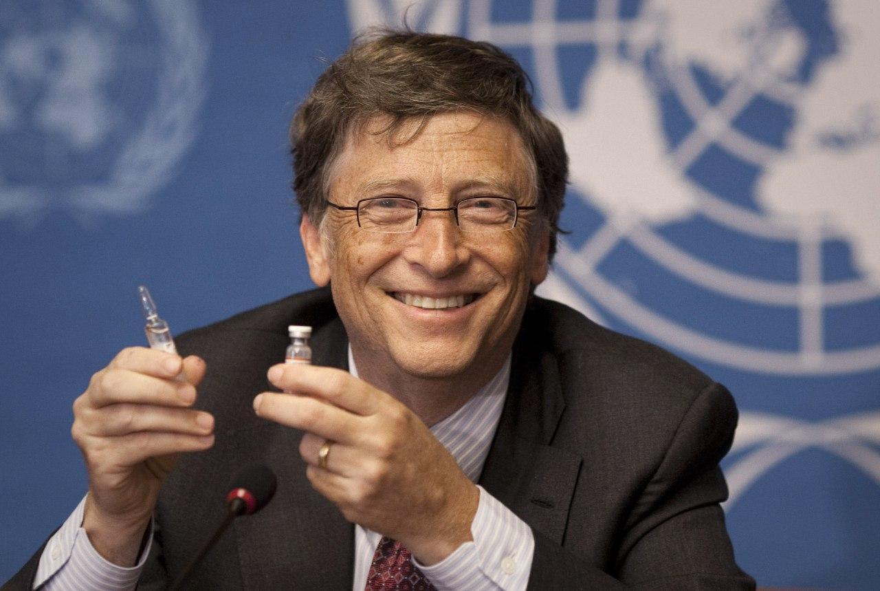 """""""Đối tượng thử nghiệm"""" vaccine của Bill Gates đã được định sẵn: Người da màu, người bệnh, người già?"""
