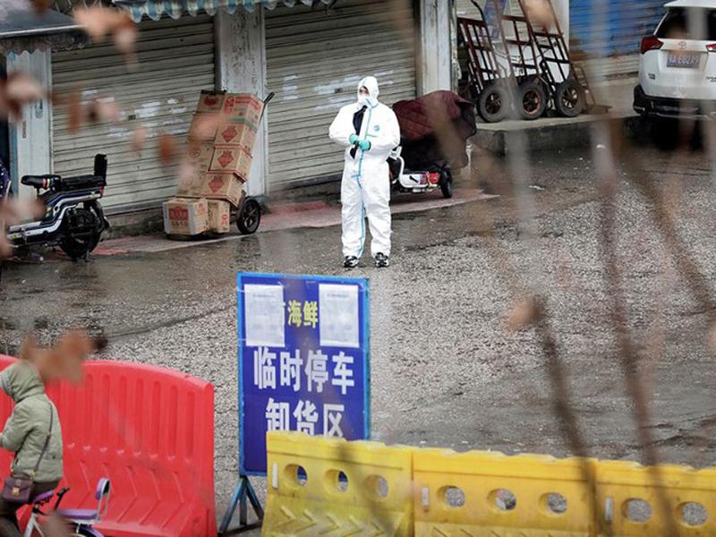 Quan chức ĐCSTQ đã tiêu hủy các bằng chứng về sự bùng phát dịch bệnh tại chợ hải sản Hoa Nam Trung Quốc, nơi được xem là ngọn nguồn bùng phát dịch bệnh.