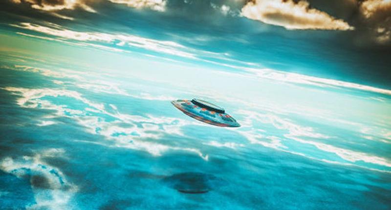 Hải quân Nga tiết lộ về tài liệu giải mật: UFO thích ẩn mình trong nước