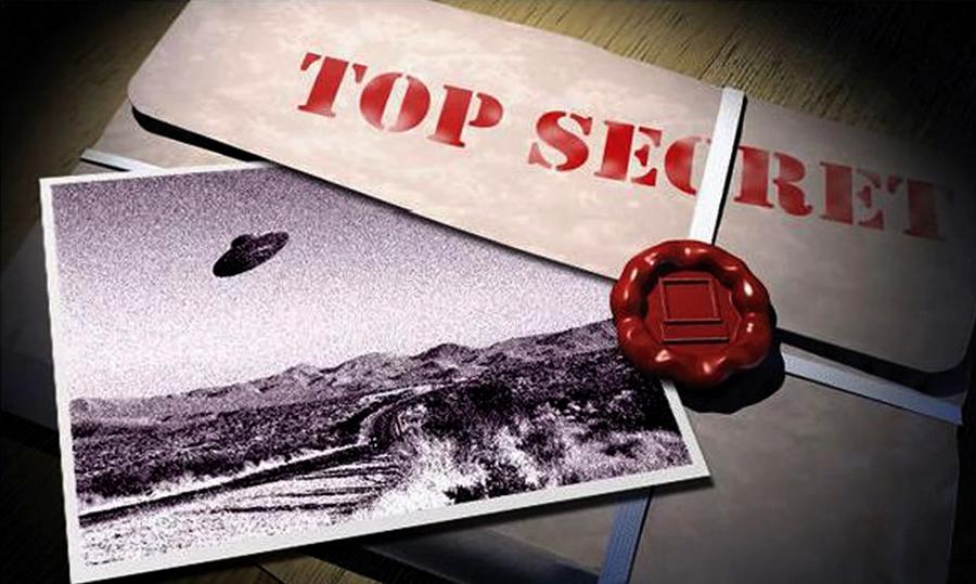 Giải mã hồ sơ tuyệt mật: Lính Mỹ đã từng chạm tay vào vỏ UFO