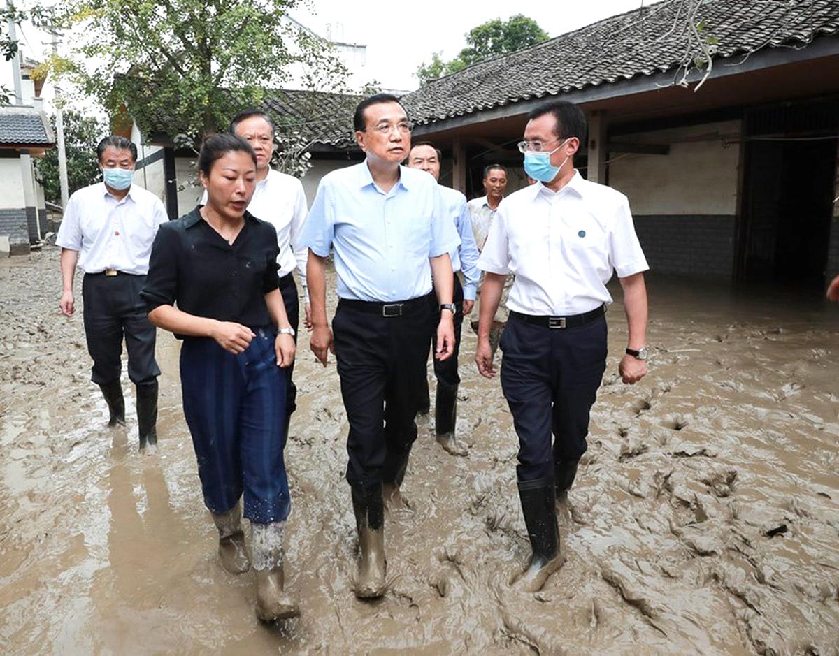 Lý Khắc Cường thị sát Trùng Khánh, cảnh sát vội vàng bắt cóc và đánh đập dân oan (ảnh 3)