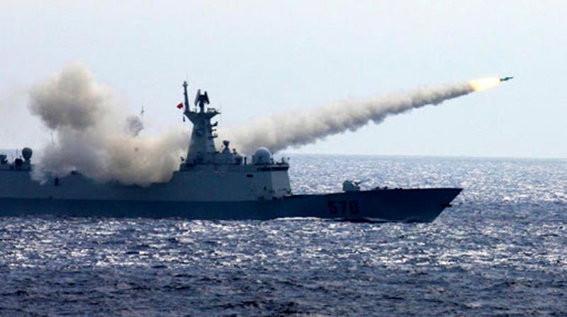 Chuyên gia: Cuộc tập trận quân sự của Trung Quốc chỉ nhằm để 'phô trương thanh thế' (ảnh 1)