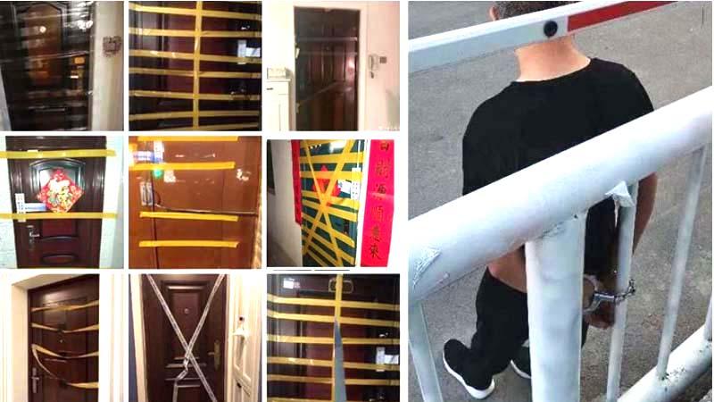 """Tân Cương bị phong tỏa như nhà tù: Cưỡng chế uống thuốc, la hét là """"phạm pháp""""(ảnh 1)"""