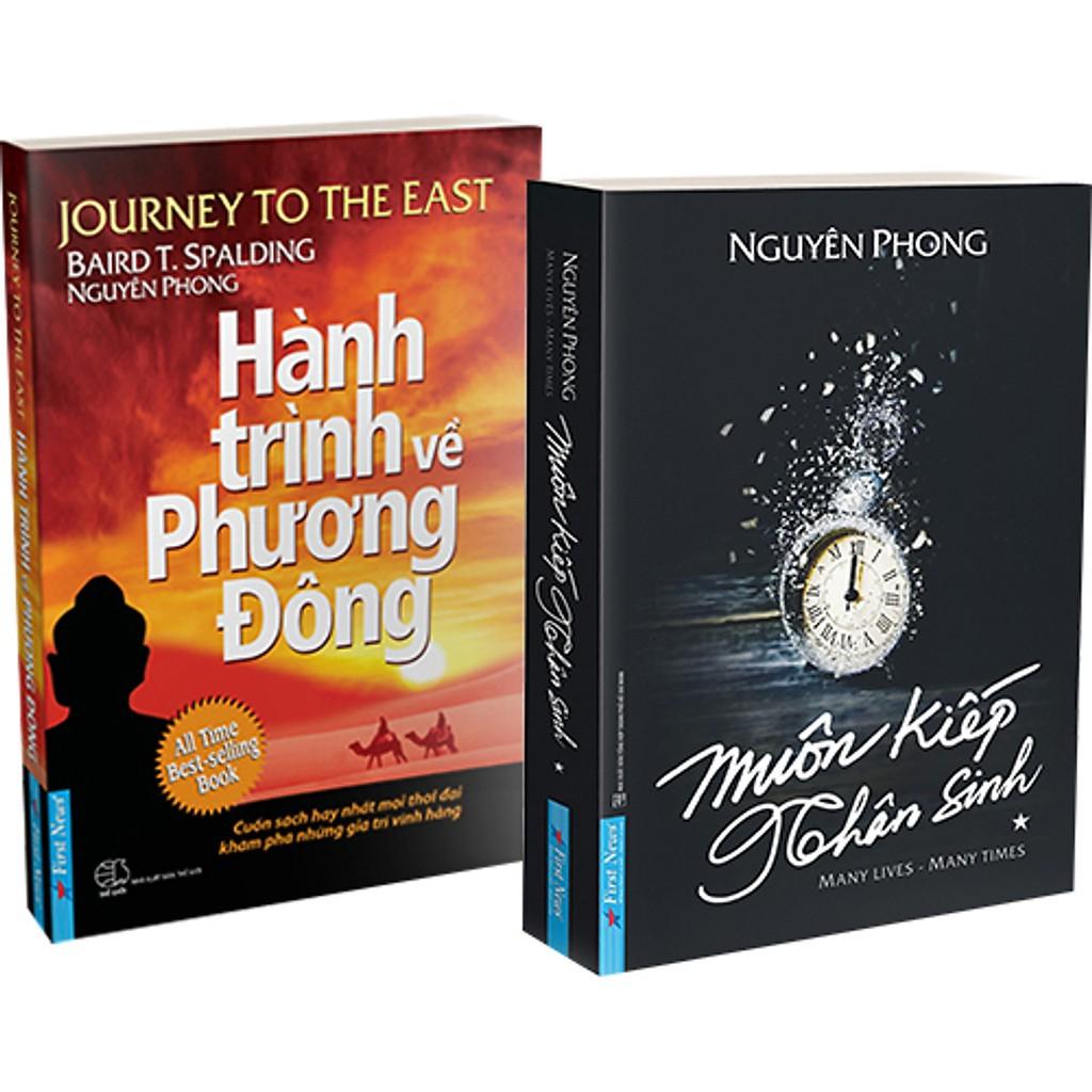 Về 'Muôn kiếp nhân sinh' - cuốn sách mới của tác giả 'Hành trình về phương Đông'