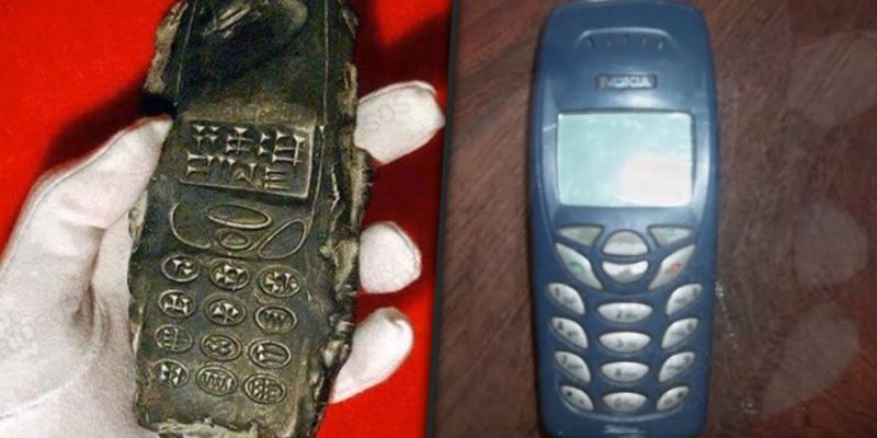 Phải chăng xe đạp và điện thoại di động là do người ngoài hành tinh mang đến trái đất? (ảnh 2)