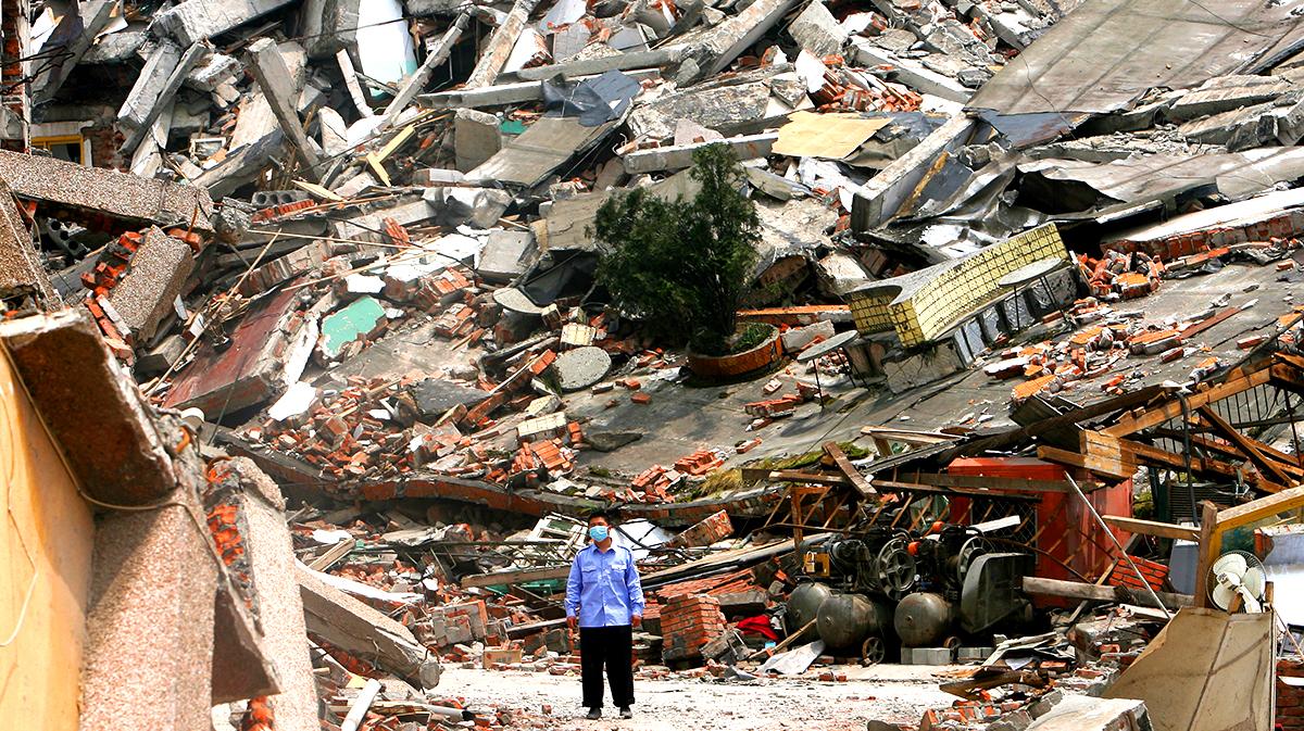 Nông dân Trung Quốc dự đoán được động đất chỉ nhờ quan sát thiên tượng  (ảnh 1)