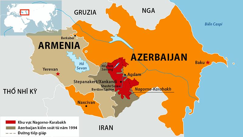 Xung đột Armenia - Azerbaijan: Hội đồng Bảo an Liên Hiệp Quốc họp khẩn (ảnh 2)
