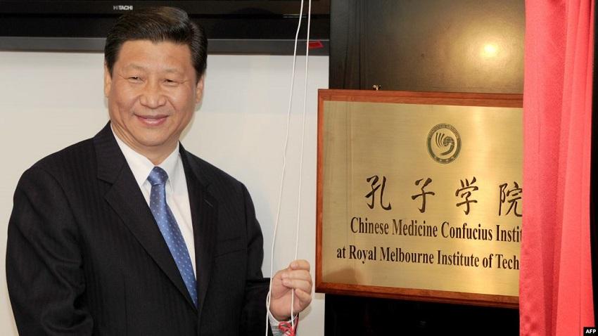 Viện trưởng Viện Khổng Tử Trung Quốc ở Mỹ tử vong trong cuộc điều tra của FBI