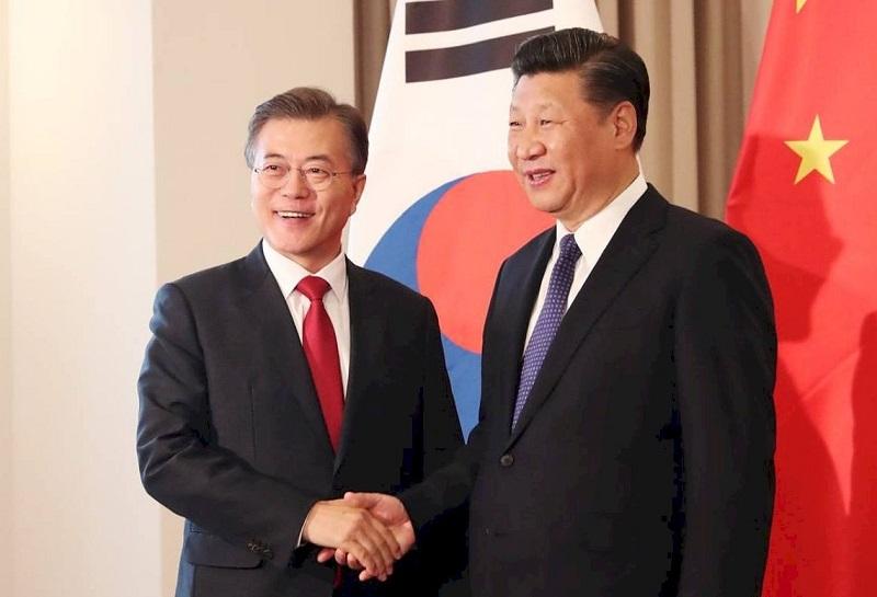 [Tin Cấm] Rò rỉ tài liệu nội bộ về nội tình Hàn Quốc thân chính quyền Trung Quốc