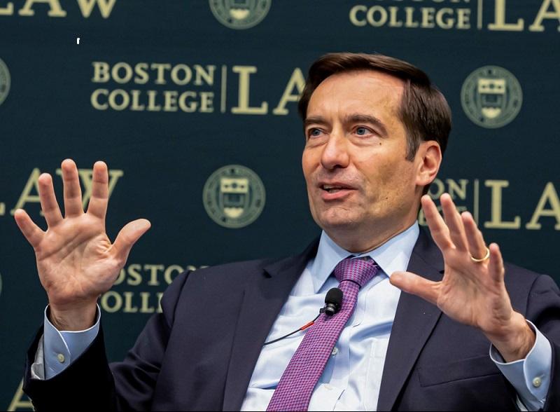 Trợ lý Bộ trưởng Tư pháp về An ninh Quốc gia Mỹ - John Demers