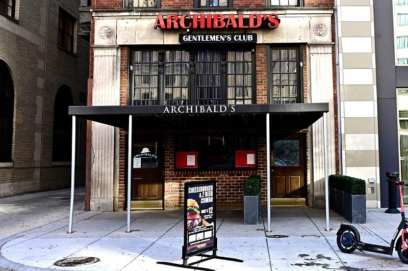 Archibald's Gentlemen's Club ở Washington, DC
