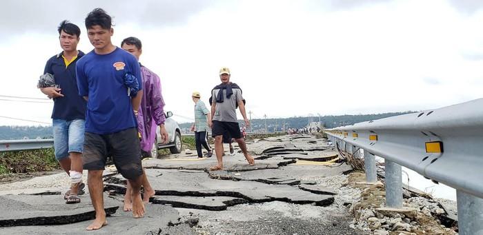 """Lũ lụt ở Huế đã làm lộ ra nhiều """"bí mật"""" - Ảnh 1"""