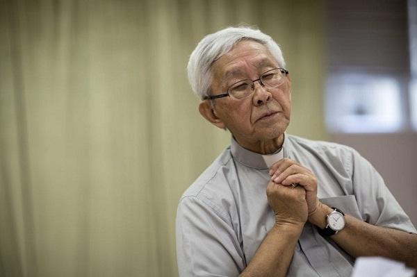 """Giám mục danh dự của Giáo phận Hồng Kông - Đức Hồng y Trần Nhật Quân, còn được tin hữu Công giáo gọi thân thương là """"Ông nội"""""""