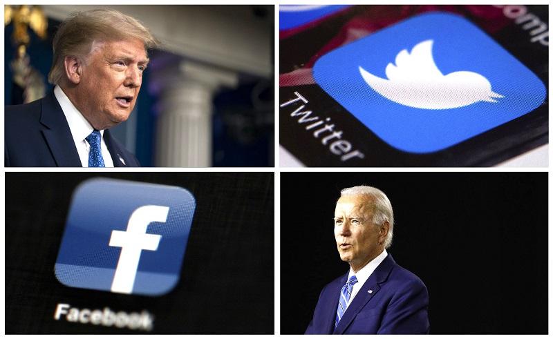 Các gã khổng lồ mạng xã hội đang ra sức kiểm soát, bóp nghẹt đảng Cộng hòa