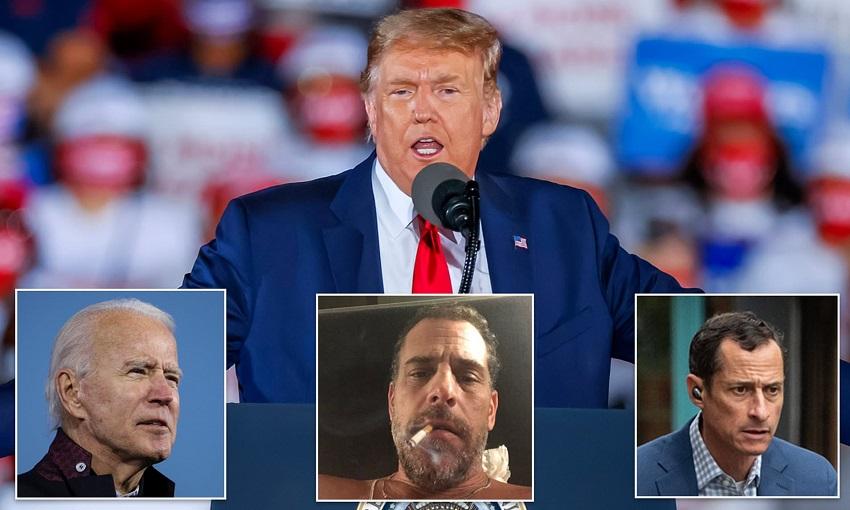 TT Trump đòi 'nhốt Biden'; chiến dịch Biden thừa nhận khảo sát ông Biden áp đảo có thể bị thổi phồng