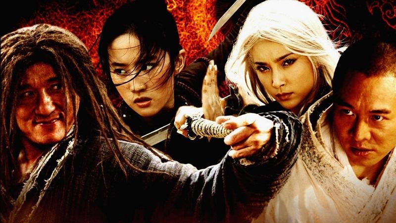Vua Kungfu được coi là phim bom tấn của Châu Á vào thời điểm ra đời.