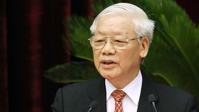 Tổng Bí Thư kêu gọi kiều bào ủng hộ miền Trung