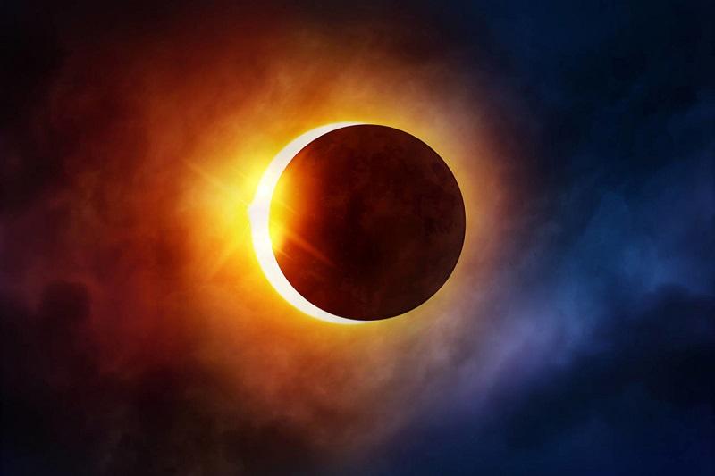 Nhật thực là là hiện tượng xảy ra khi Mặt trời bị che khuất bởi mặt trăng nếu nhìn từ trái đất.
