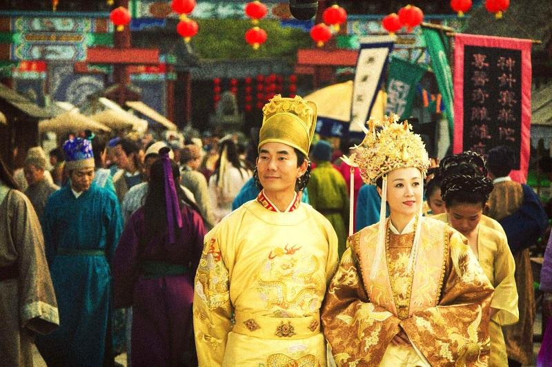 Trung Quốc cổ đại rất trọng lễ nghĩa, Hoàng đế dùng đức trị vì, từ đó quốc thái dân an