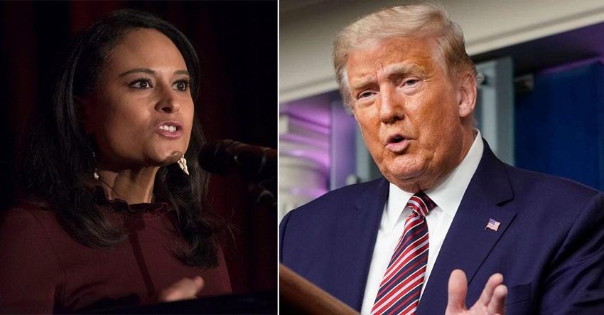 Tổng thống Trump tố người dẫn dắt tranh luận cuối cùng thiên vị