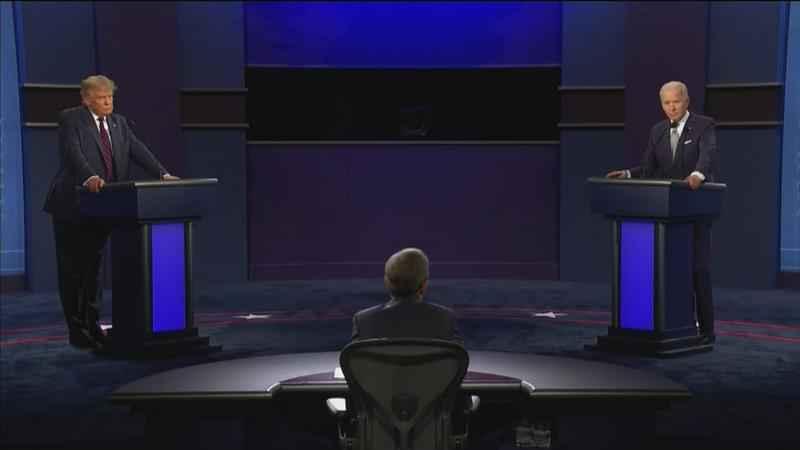 Những sai lầm của Tổng thống Trump trong cuộc tranh biện với Joe Biden (ảnh 4)