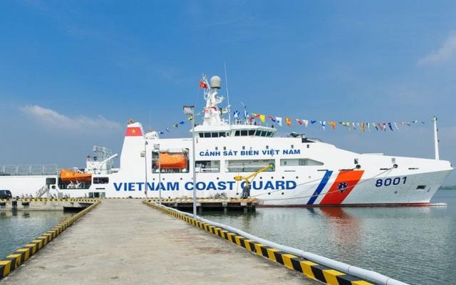 Nhật Bản hỗ trợ trang bị 6 tàu tuần tra trị giá 350 triệu USD cho Việt Nam