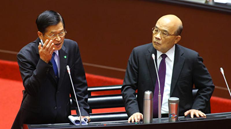 Bộ trưởng Quốc phòng Đài Loan: Không thấy dấu hiệu cho thấy ĐCSTQ muốn xâm lược Đài Loan (ảnh 1)