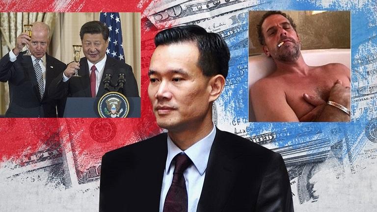 Diệp Giản Minh – chủ tịch của tập đoàn CEFC Trung Quốc, là móc xích quan trọng giữa gia đình Biden và chính quyền Bắc Kinh.
