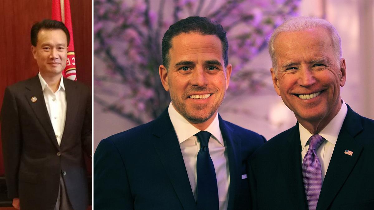 Diệp Giản Minh - Nhân vật bí ẩn đứng đằng sau bê bối của gia đình Biden là ai? (ảnh 1)