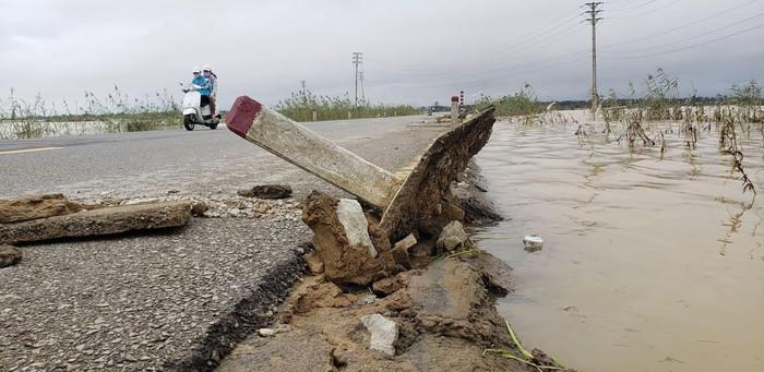 """Lũ lụt ở Huế đã làm lộ ra nhiều """"bí mật"""" - Ảnh 3"""