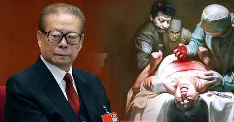 Đây là đặc điểm nổi bật nhất của chính quyền Trung Quốc với hệ thống giam giữ và bỏ tù những người bất đồng quan điểm, tín đồ Cơ đốc giáo và những học viên Pháp Luân Công. Những nạn nhân này còn bị ép làm nô lệ lao động và bị mổ cướp nội tạng
