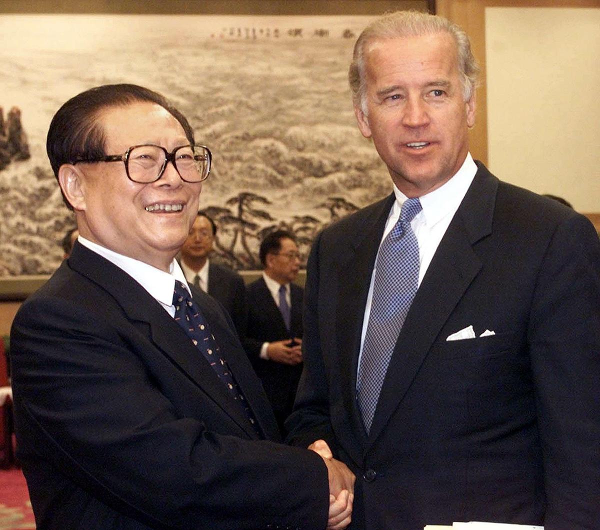 Diệp Giản Minh - Nhân vật bí ẩn đứng đằng sau bê bối của gia đình Biden là ai? (ảnh 2)