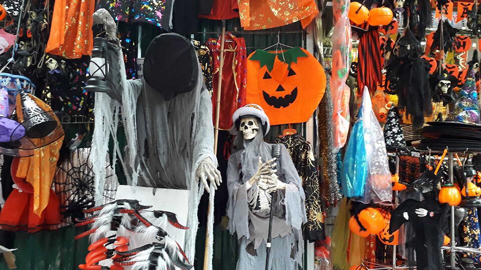Halloween đã trở thành một ngành công nghiệp trị giá hàng tỷ đô la.