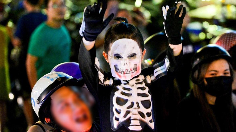 Trẻ nhỏ học được điều gì qua lễ hội ma quỷ Halloween này?