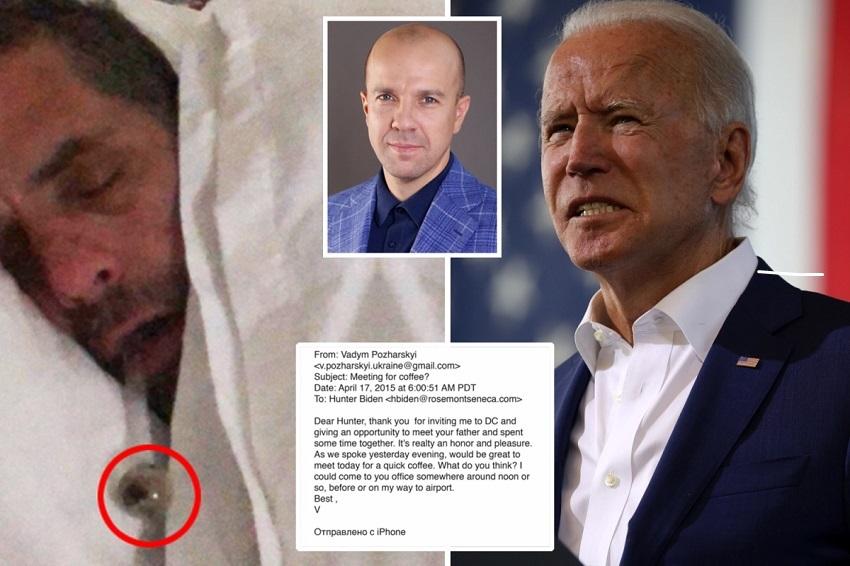 """GS Chương Thiên Lượng: """"Bất ngờ tháng 10"""" với bom tấn bê bối của Joe Biden"""