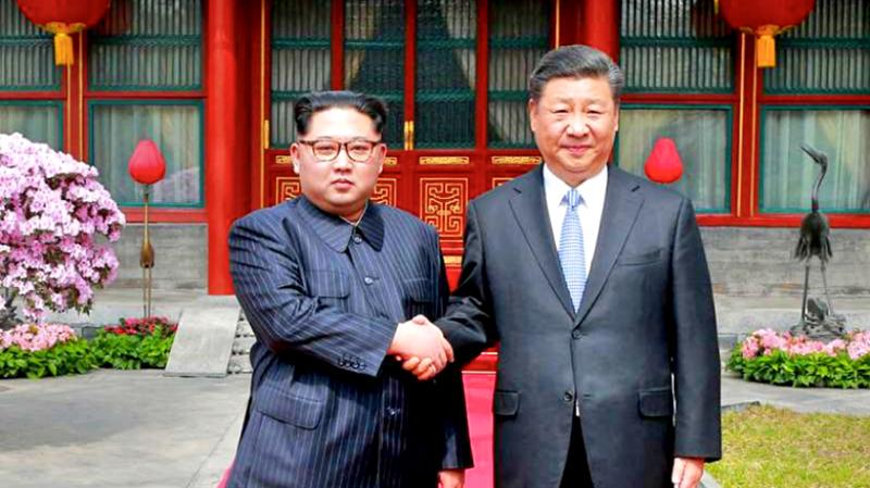 """Người đào thoát khỏi Triều Tiên: Kim Jong-un từng mắng Tập Cận Bình là """"thằng chó"""" trước mặt binh lính (ảnh 1)"""