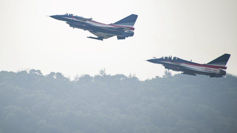 """Máy bay chiến đấu của Trung Quốc đã bị một con chim """"bắn hạ"""" (ảnh 1)"""